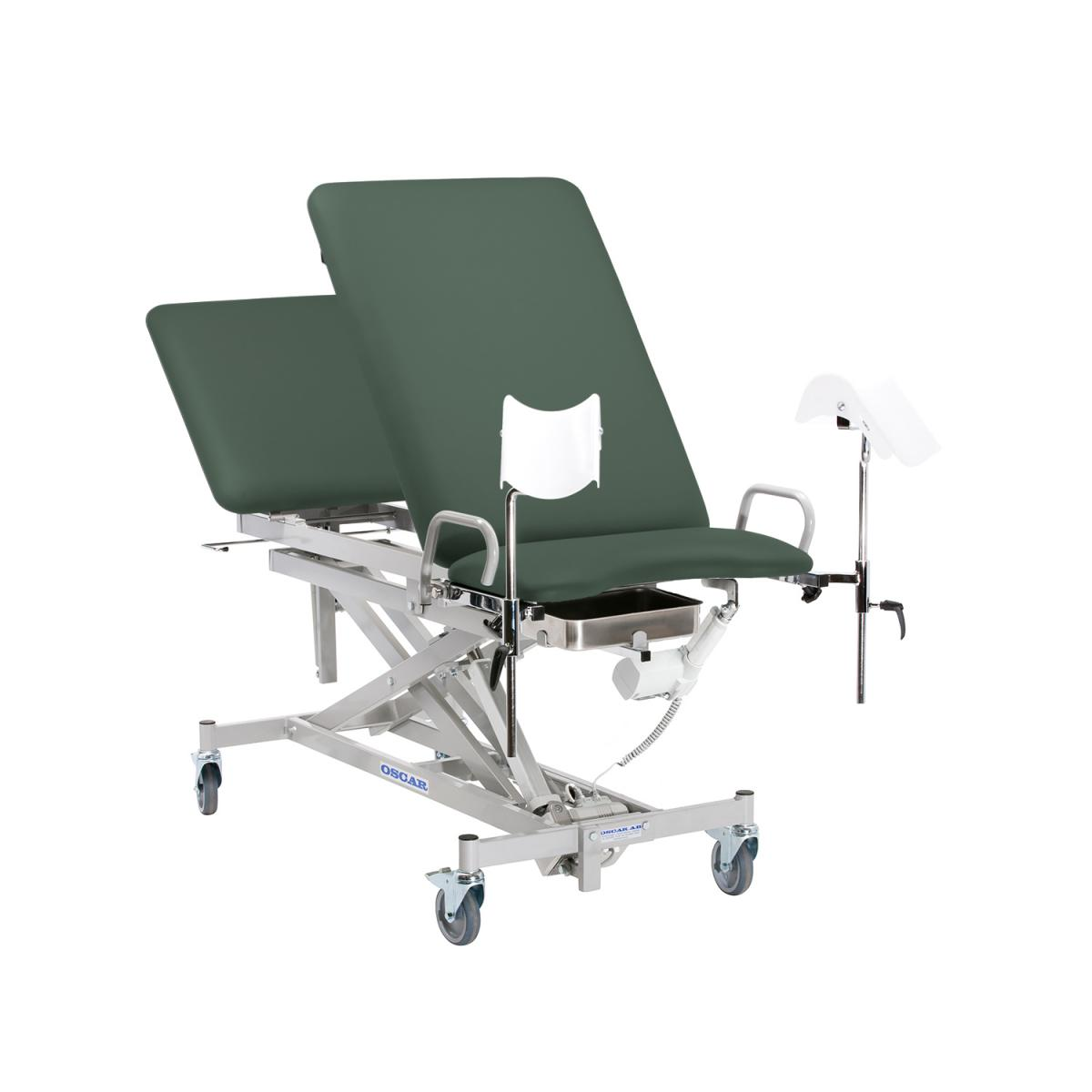 Examination table Special, Gynaecological combi