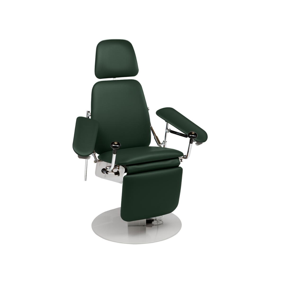 Sampling chair 610