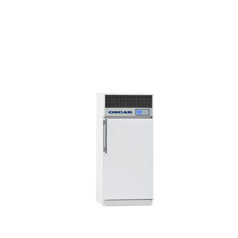 Refrigerated pharmacy cabinet AX-210, compact door, 210 litres
