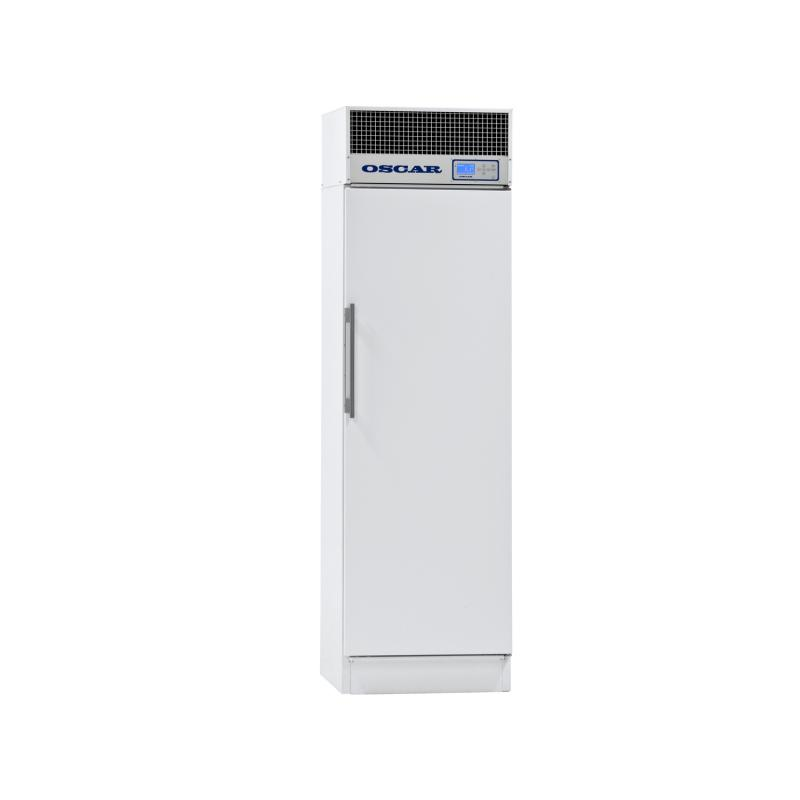 Refrigerated pharmacy cabinet AX-400, compact door, 400 litres