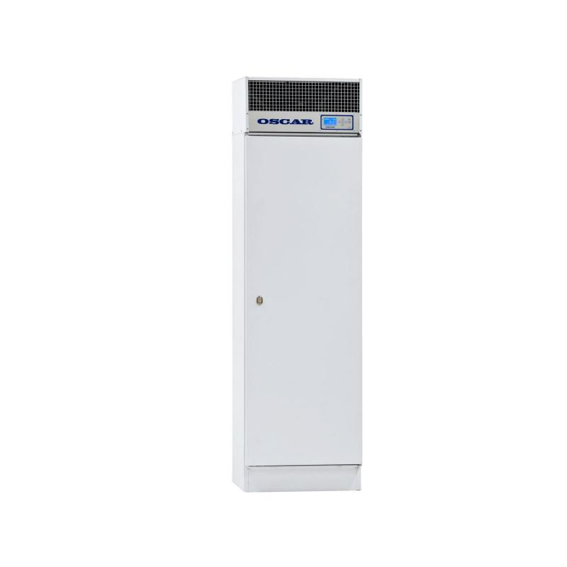 Refrigerated vaccine and medication cabinet MX-400, compact door, 400 litres