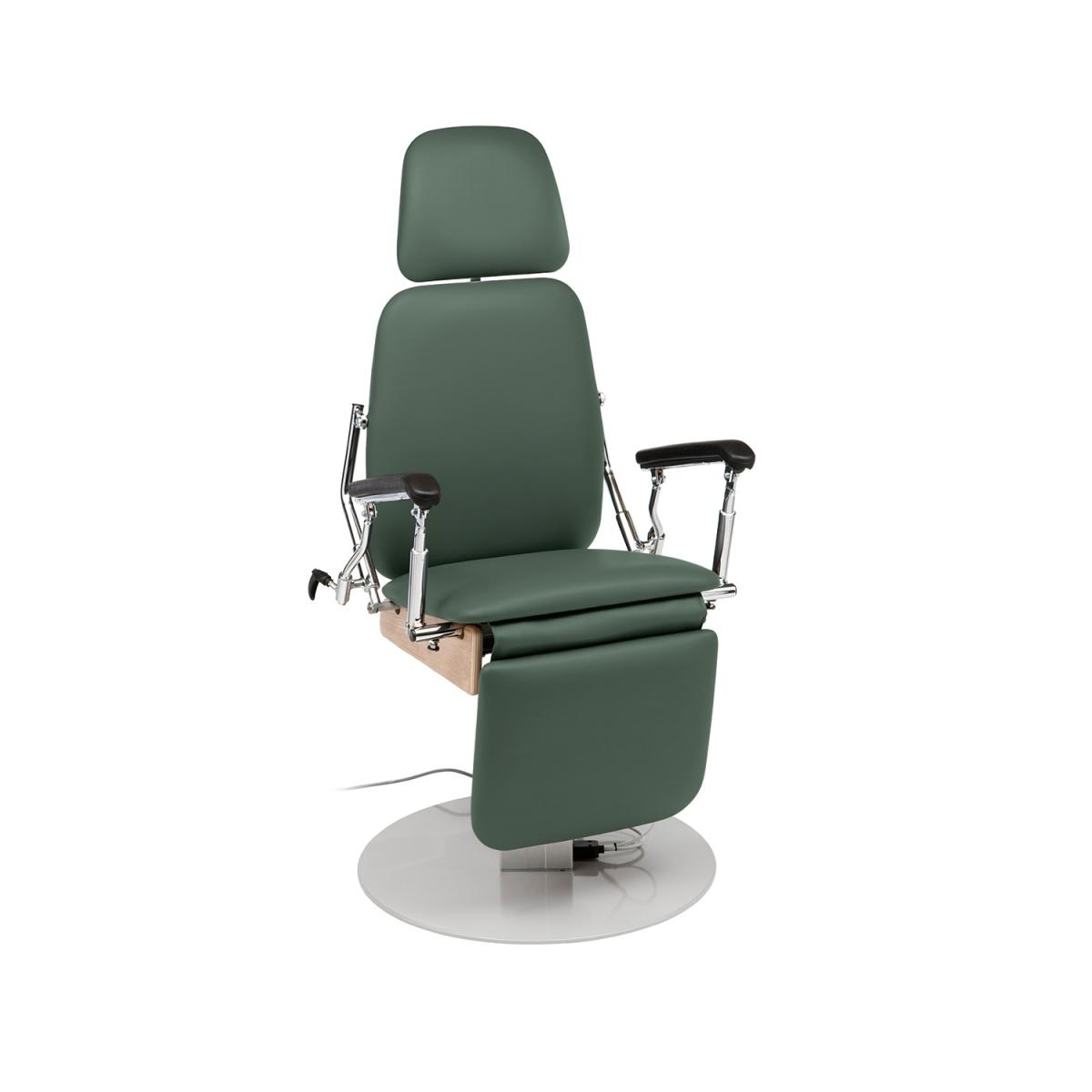 Nose/throat examination chair 401