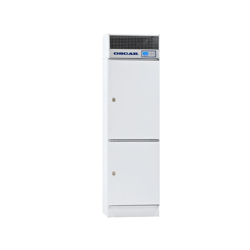 Refrigerated vaccine and medication cabinet MX-320, two doors, 320 litres