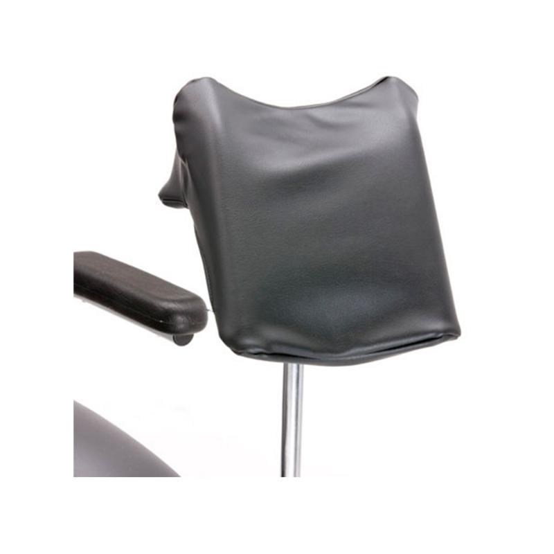 Plastics cover for legrests/pair