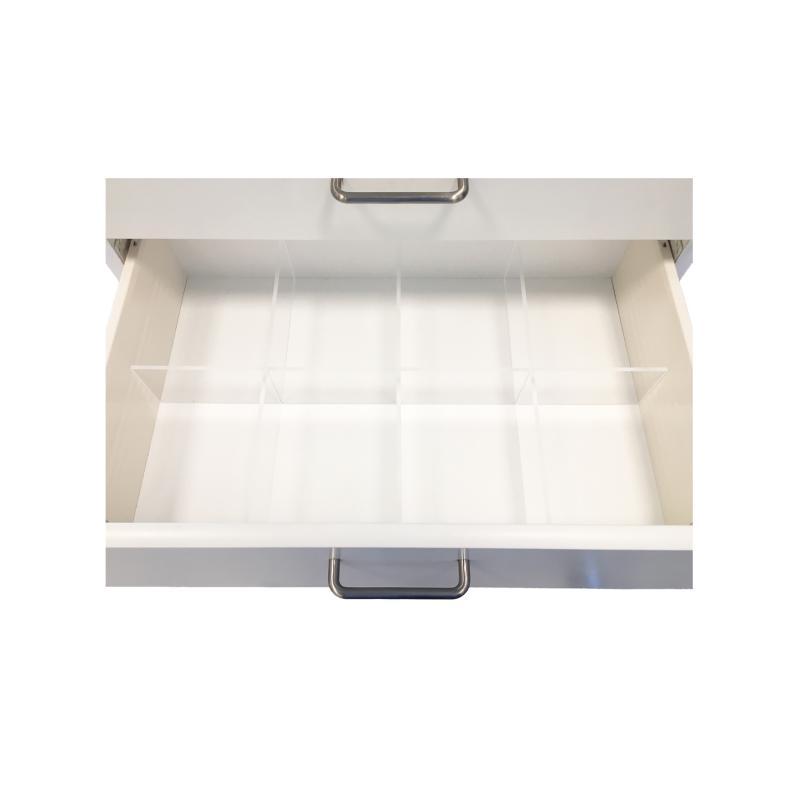 Lådinredning, till 18 och 24 cm låda